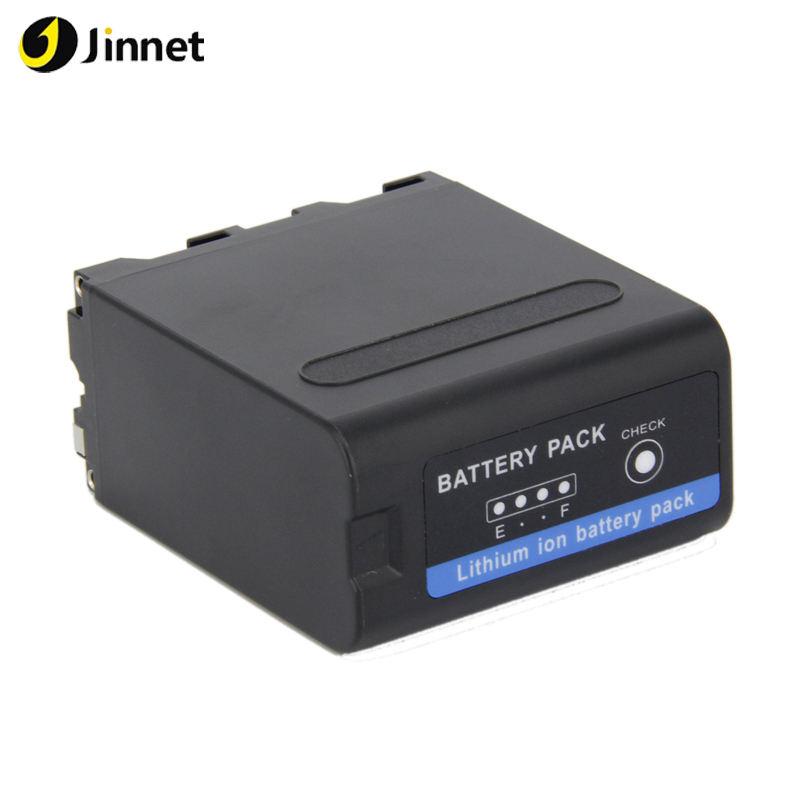 Jinnet 교체 대 한 페리아 z l36h 소니 CCD-TR1 TR200 DSR-200 0.55m 방송 배터리 NP-F990 NP F990