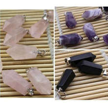 Charming 100% natural crystal stone Pendulums for sale
