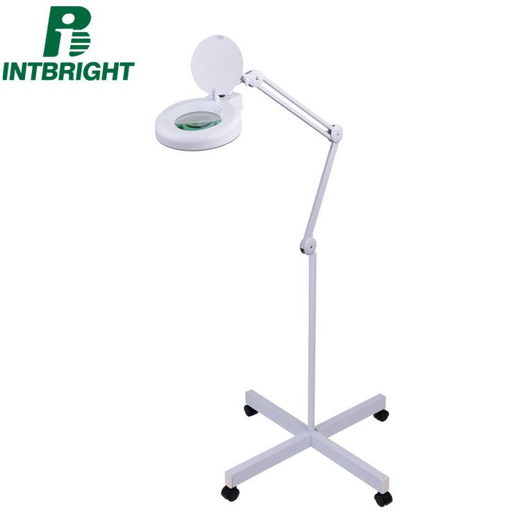Регулируемая Высота Рабочий стол свет терапия чтения и Крафта торшер