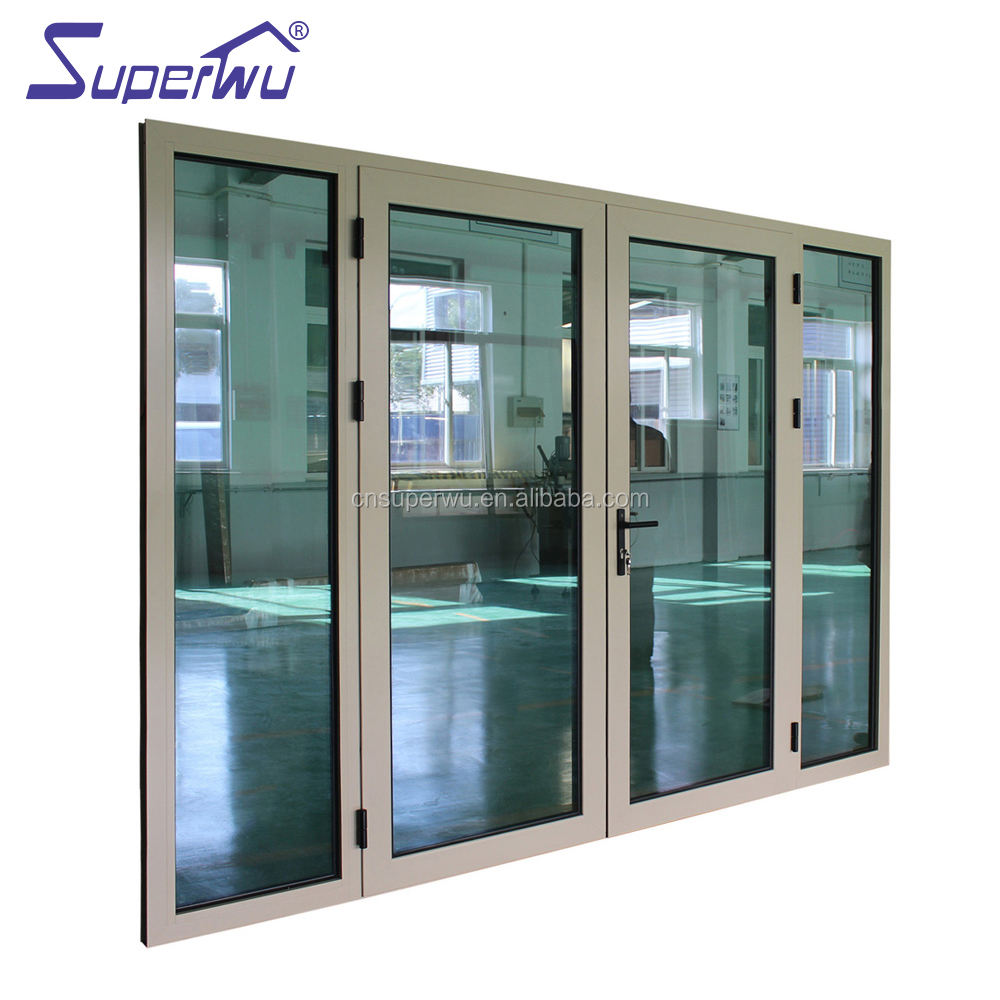 Casement Door [ Door Laminated Glass ] Glass Laminated Glass Door NFRC Standard Wind Proof Bullet Proof Security Door Laminated Glass French Casement Door