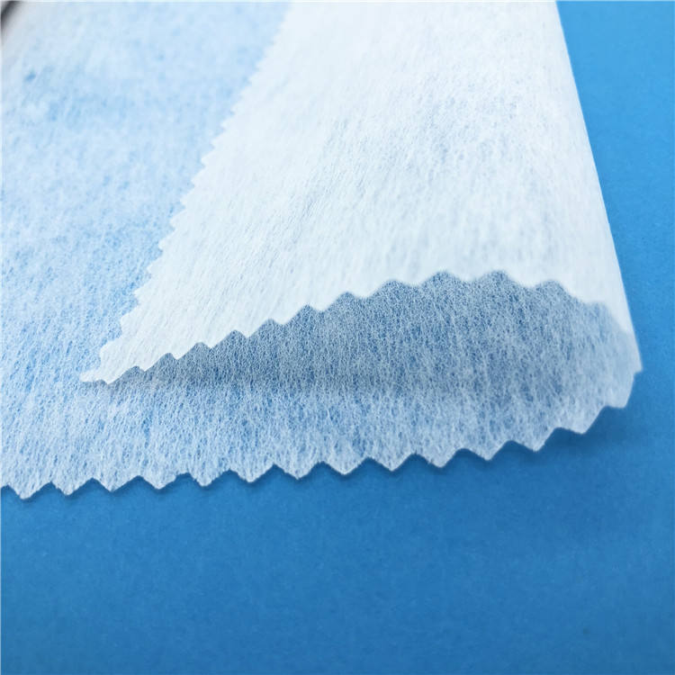 nonwoven dot fuse pes fusible interlining fabric impregnating interfacing