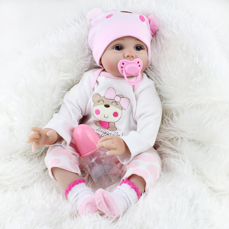 New hot products handmade silicone reborn baby dolls