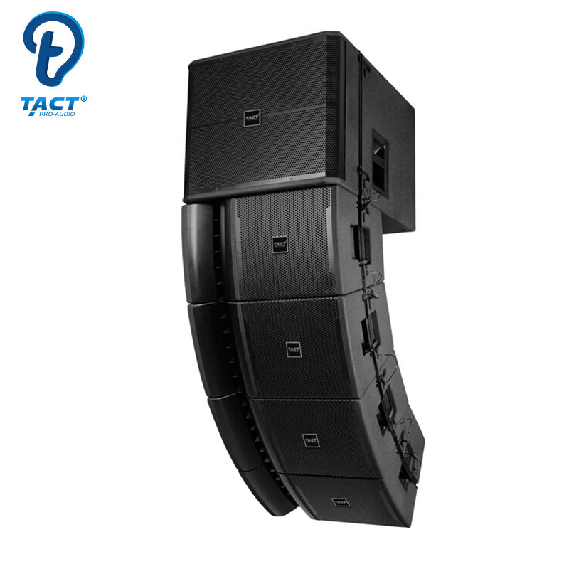Single 12 inch Factory Directly-Sale Quality Assurance Line Array active Pa System Audio Speakers