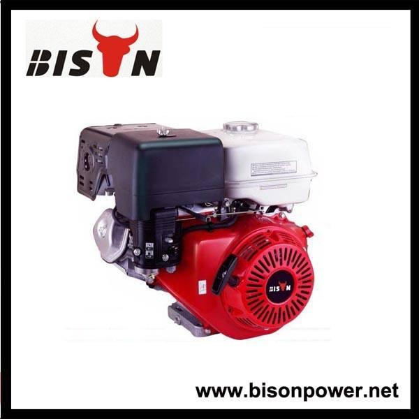 Bison( china) ohv 4-takt luftgekühlt 13hp benzin-generator