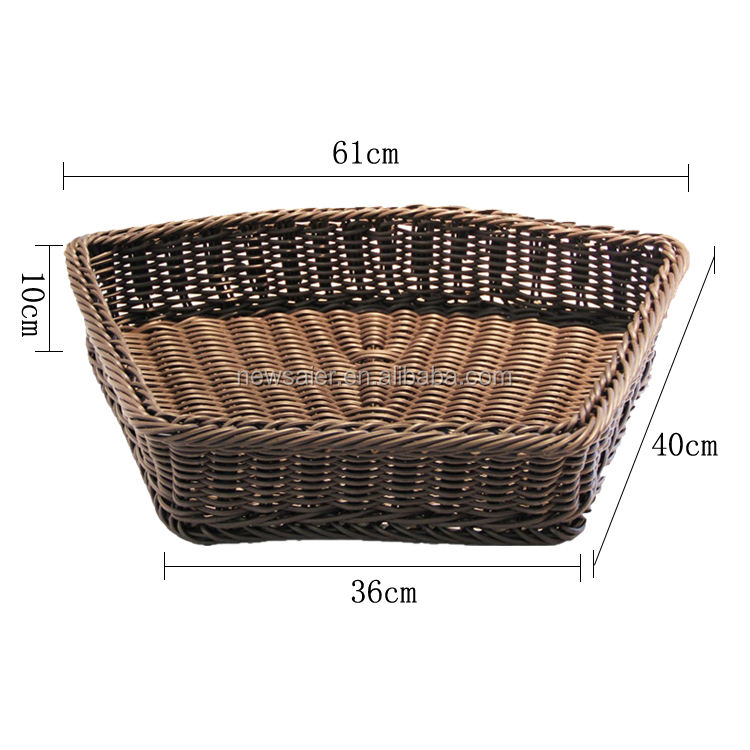 Cheaper high quality willow baskets