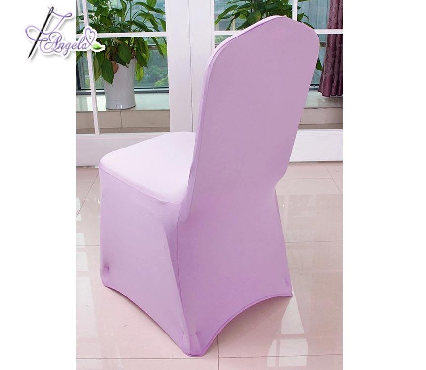 iron-free durable colored spandex tapestry office elastic chair seat cover without front arch