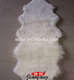 China Factory double pelt Imitated sheep skin fur rugs and carpets