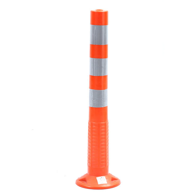 Eva Delineator Post Reflectors Road Barrier Pvc Bollard