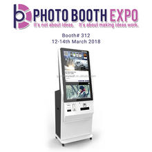 Phoprint Coin and Bill Acceptor Photo Vending machines Instant Photo Printer