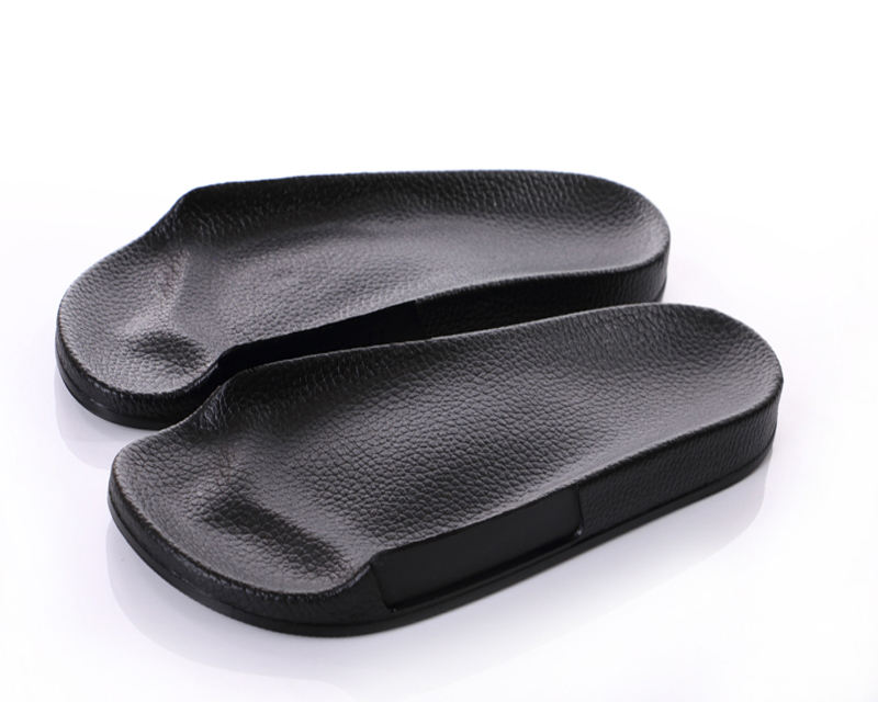 high density eco friendly pu rubber outsoles slipper sandals PVC and EVA material soles available