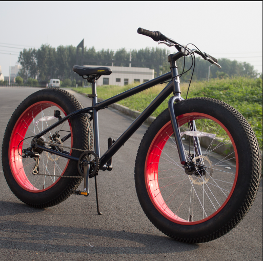 Fat Bicycle Good supplier steel alloy big tire fat bikes cheap snow bicycle