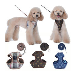 Best Selling Small Dog Harness Collar Custom Dog Harness