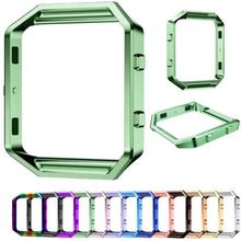 New Metal Frame Stainless Steel Replacement Watch Frame Holder Case for Fitbit Blaze