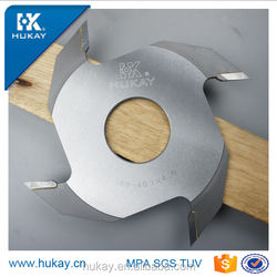 Hukay carbide finger joint cutter