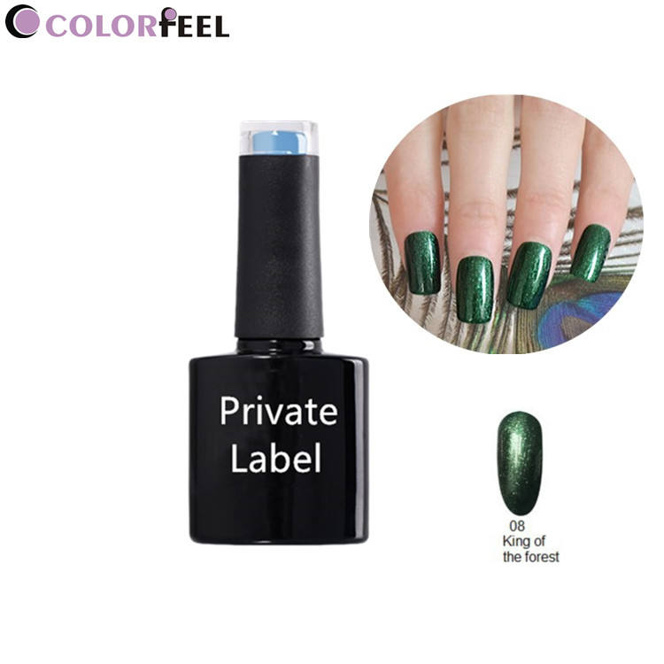 Cosmetics make your own brand private label color gel 3 step gel polish