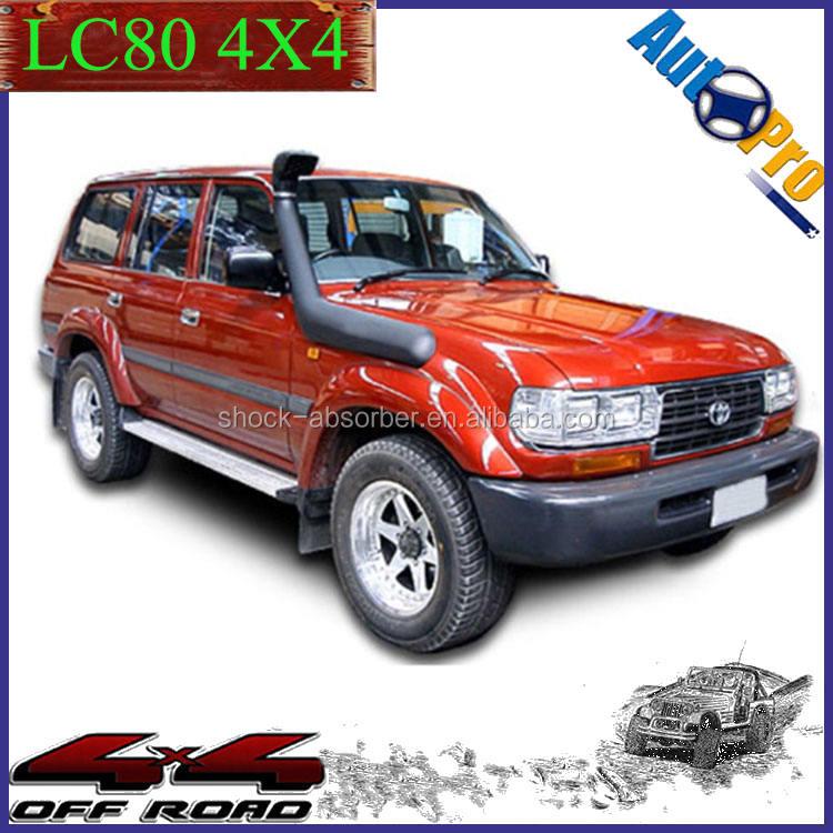 For Toyota Landcruiser FZJ80 FJ80 Series Wheel Nuts Chrome 6