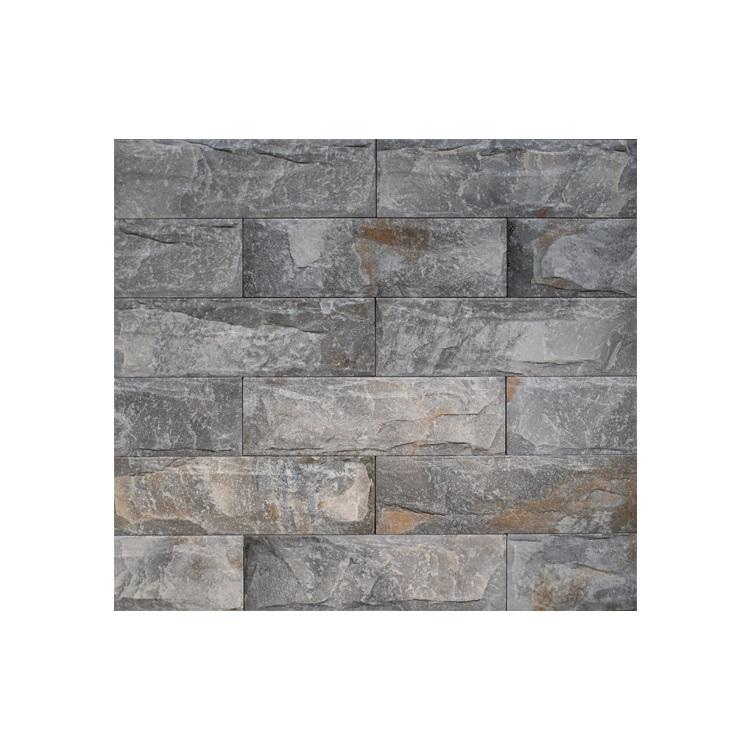 Brick Look Exterior Ceramic Wall Tiles for Exterior Wall,Matte Decorative Stone Wall Tiles