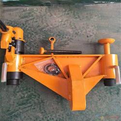 Mining Horizontal Railway Hydraulic Rail Bender