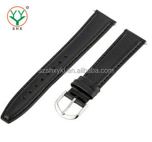 16mm 18mm 20mm 22mm 24mm Spring Bar  Italian Genuine Leather Watch Strap / Watch Band