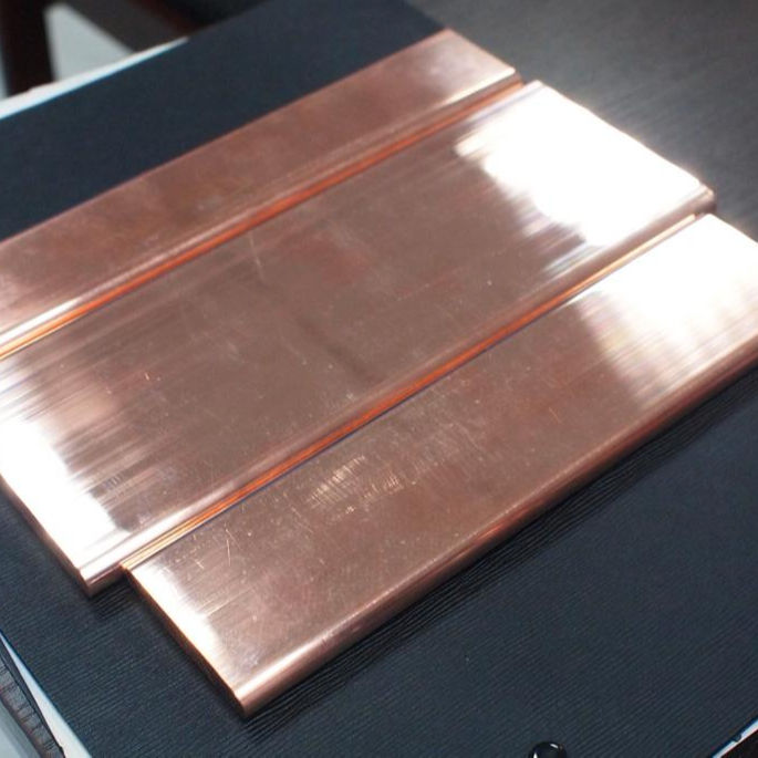 High Purity Copper Bus Bar