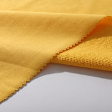 CVC 60% cotton 40% polyester knit fabric for garment
