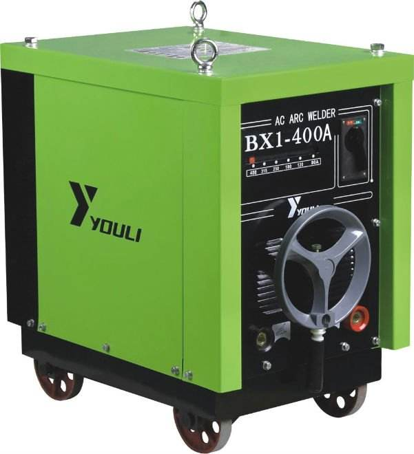 Industry use 220V BX1-400 ac arc welding machine/mma 400amp welder