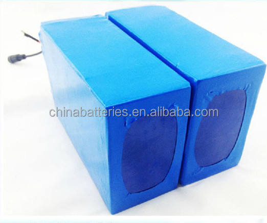 Rechargeable long lasting lithium battery for electric bike / 36v 20ah li-ion battery pack