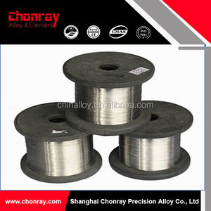 Pure nickel resistance electric heating flat wire