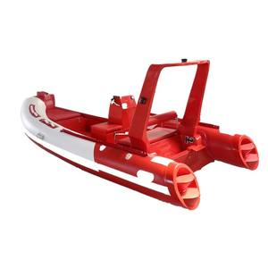 CE Approval Customized Military Rib Boat 480 Fiberglass For Sale