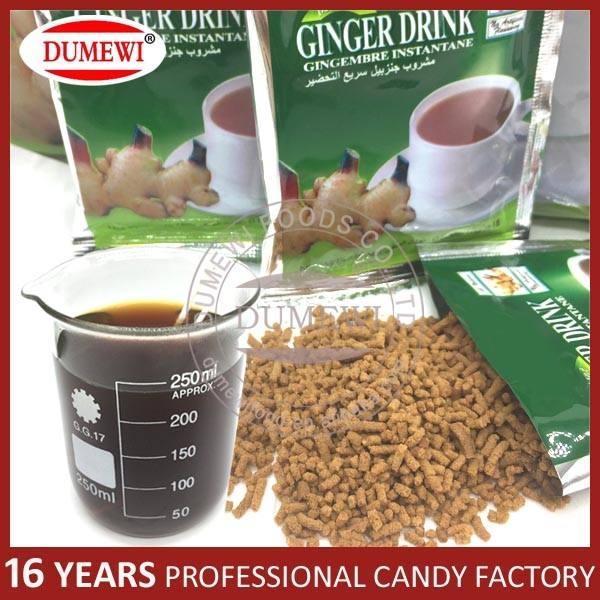 Gingembre Instantane Powder Honey Ginger Tea Instant