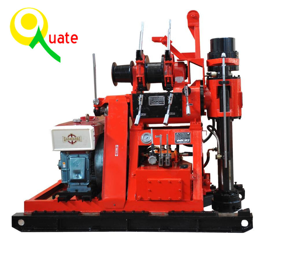 Factory direct sale core drilling portable borehole water well drilling rig machine for sale