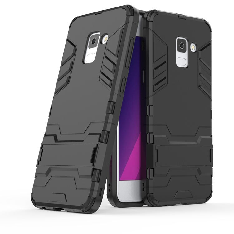 Anti shock kickstand case voor samsung galaxy A5 achterkant + mobiele slimme telefoon accessoires case voor samsung galaxy A5
