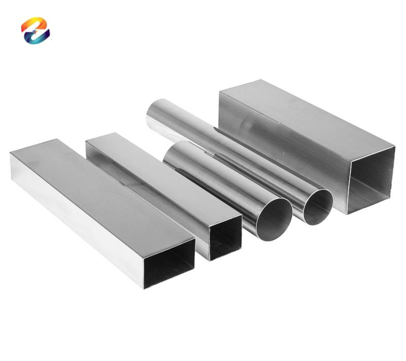 hot dipped Galvanized Welded Rectangular / Square Steel Pipe / Tube / Hollow Section Ms black steel pipe tube