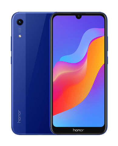 Global ROM Huawei Honor 8A 3GB 32GB 6.09 Inci MTK 6765 Octa Core Android 9.0 3020 mah Face ID