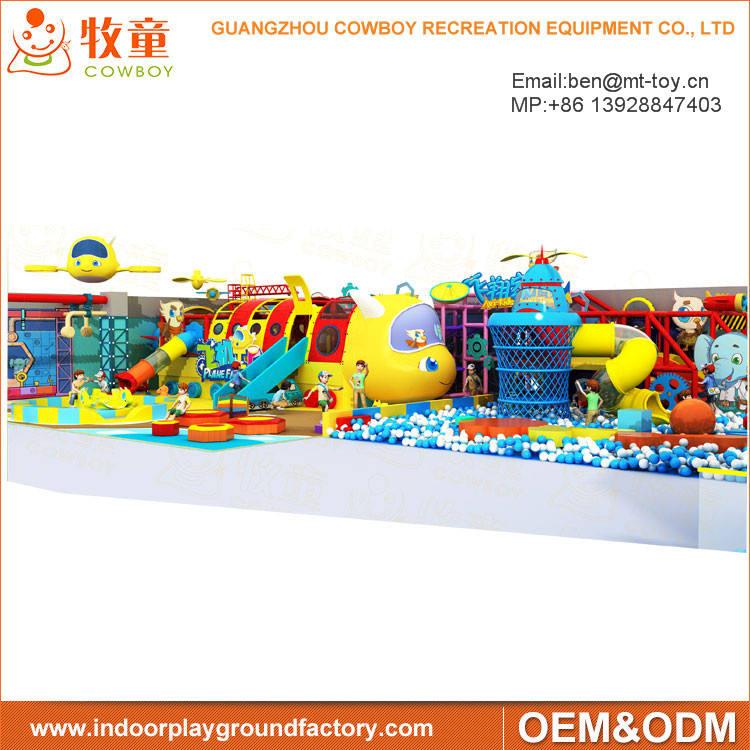 Plano temas parque infantil Parque infantil para jugar en el centro o centro comercial