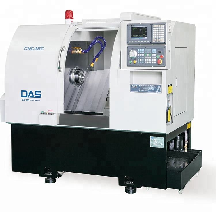 Factory価格旋盤Slant Bed Lathe CNC Machine
