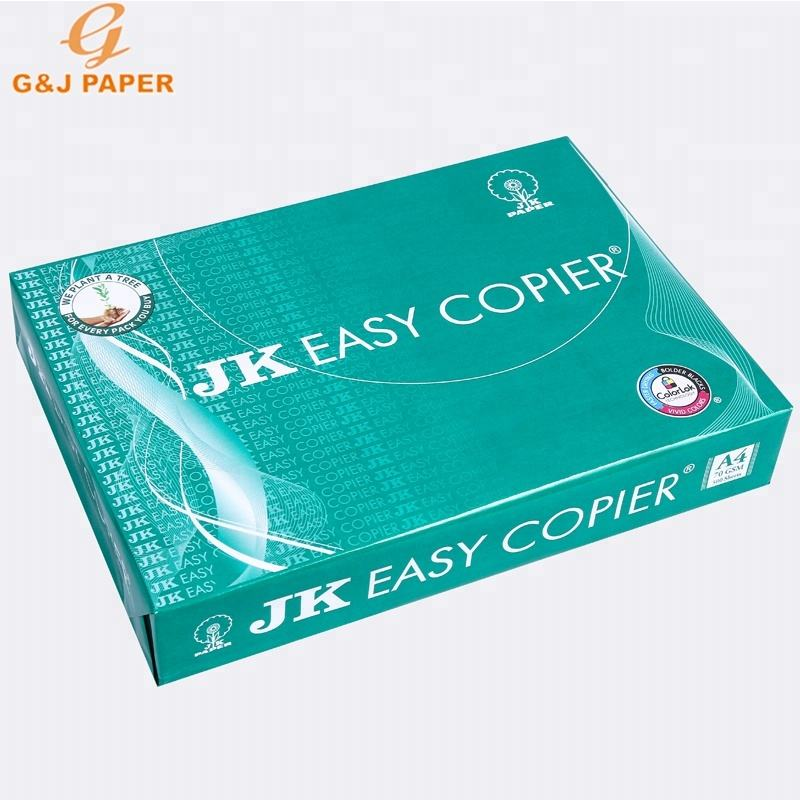 White JK A4 Size Copier Paper 70 gsm in India