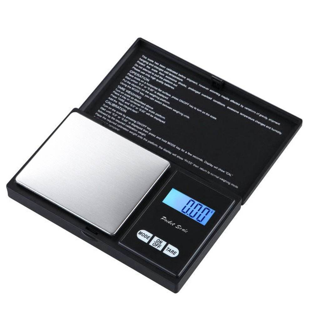500g/0.1g Portable Pocket Small High Precision Electronic Scale Kitchen Baking Scale