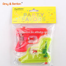 Cheap Plastic summer small toys gun custom water gun for kids