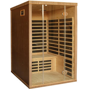 hot selling Solid Wood Main Material thai ir sauna