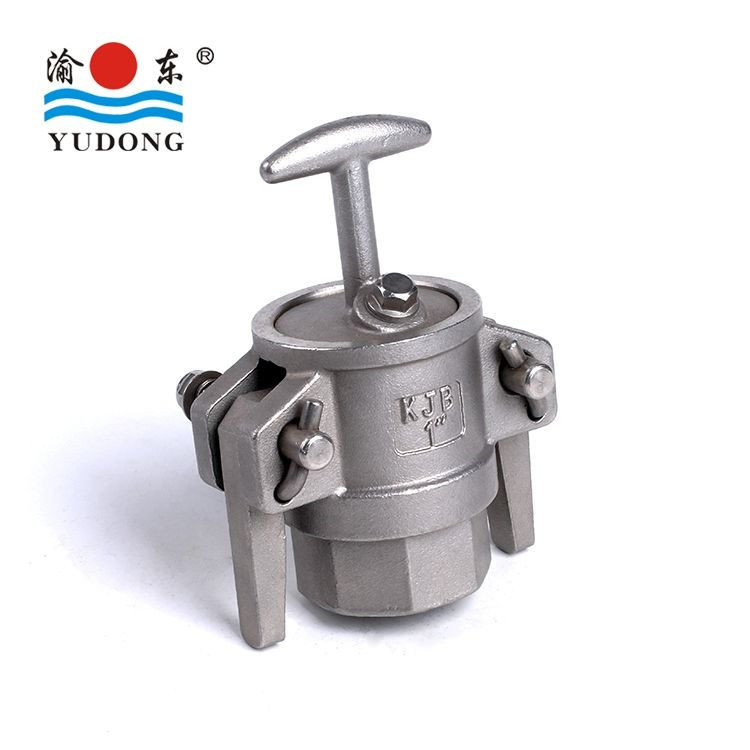 Wholesale stainless steel quick coupling, quick connector type KJB