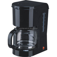 Factory Price home drip American coffee maker for promotion sales TYC-217 CE GS ROHS LFGB BSCI