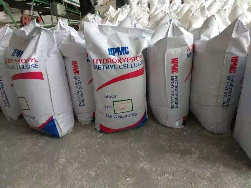 Adsorbent Hydroxy Cellulose Concrete Admixture HPMC Hydroxy Propyl Methyl Cellulose Additives For Gypsum
