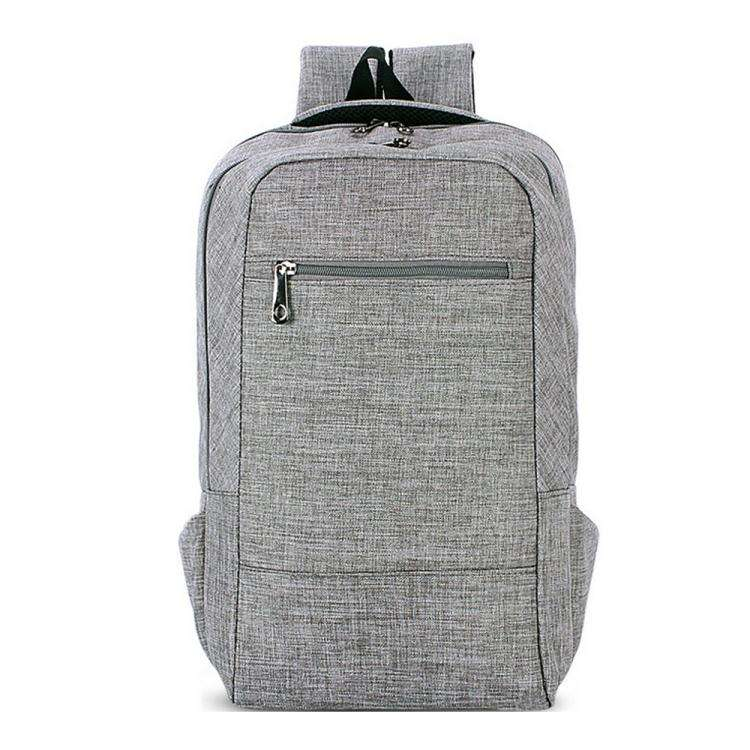 china New Products fashionable laptop canvas knapsack bag