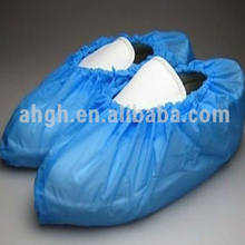 disposable PE/CPE/plastic boot shoe cover