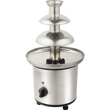 Professional 3-tier mini chocolate machine fountains maker fondue