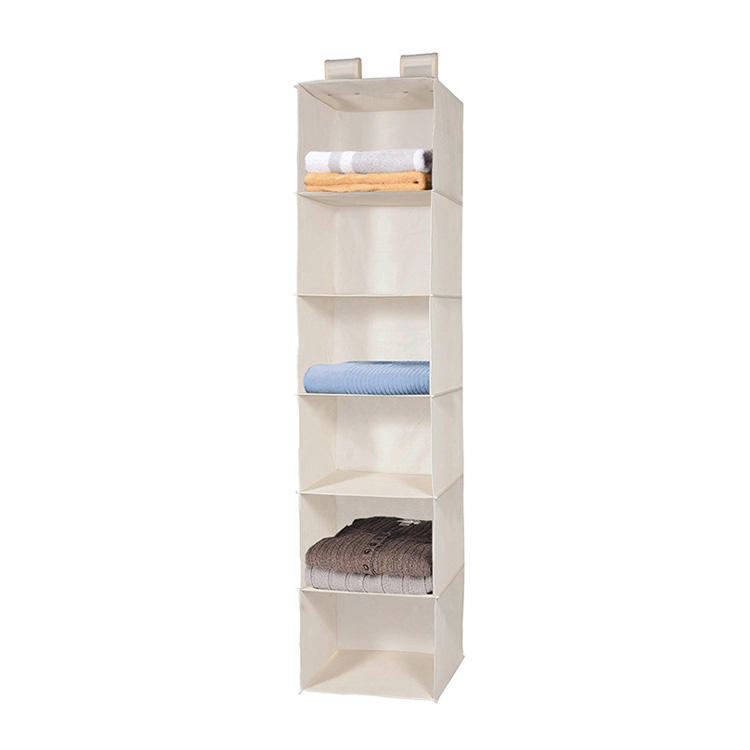 Box Collapsible Accessory Shelves Eco- Friendly Hanging Storage Box