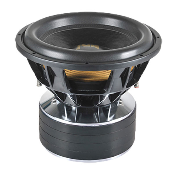 China made competition speakers subwoofer 4000W RMS subwoofer for car audio 12