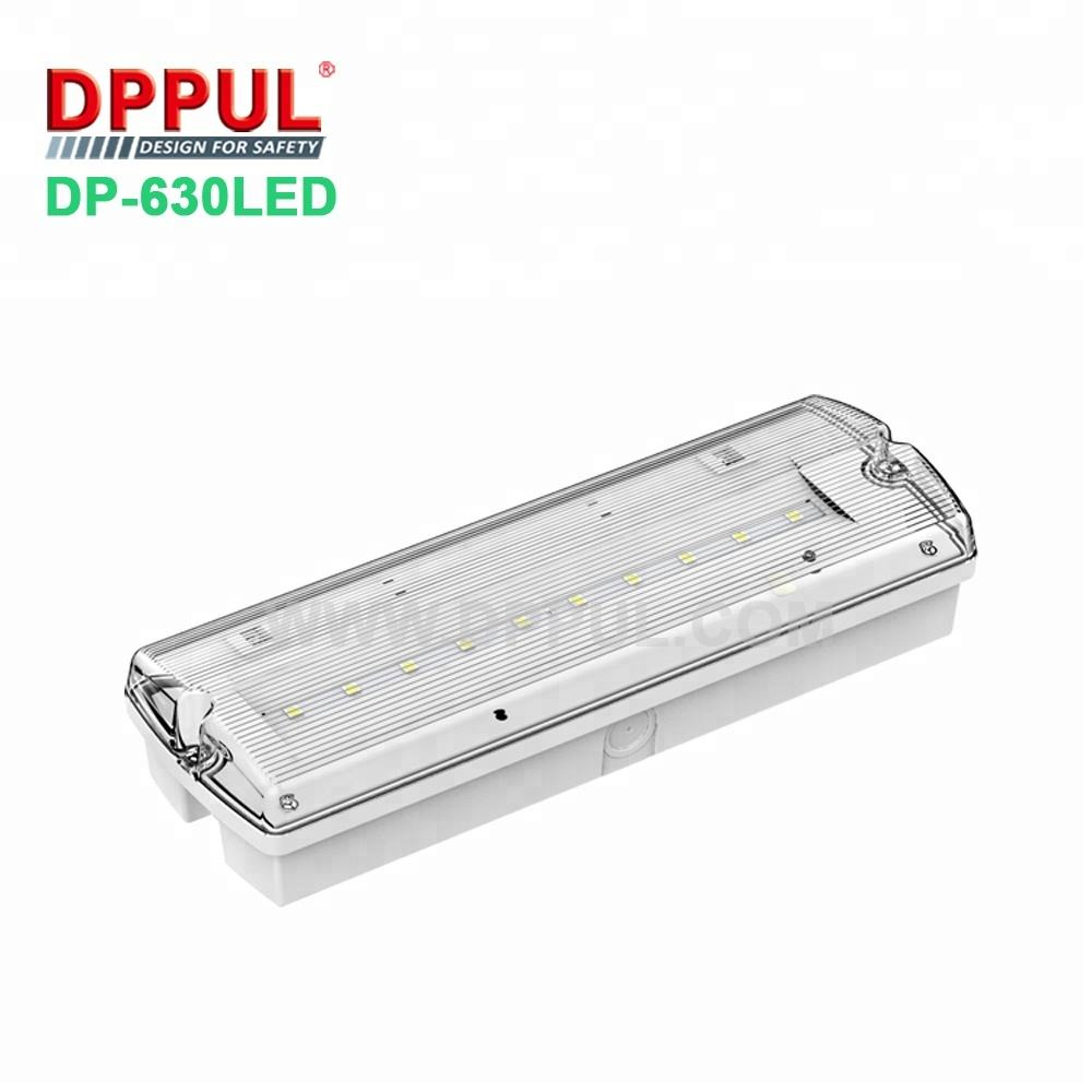 with Free Sample Led Fire Emergency Light Battery Backup Ceiling