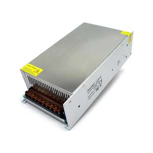 C-Power 110V 220V 12V 24V 36V 48V 15 Amp Power Supply